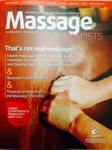 AAMT front cover